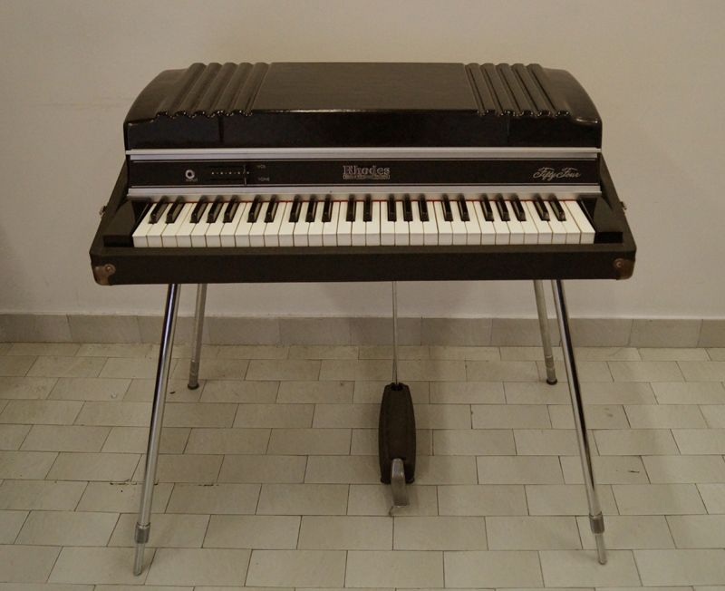 Piano Fender Rhodes